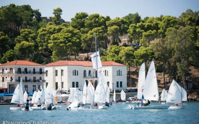 Challenge The Wind – Sailing Races in Navarino Challenge (photos by Elias Lefas)