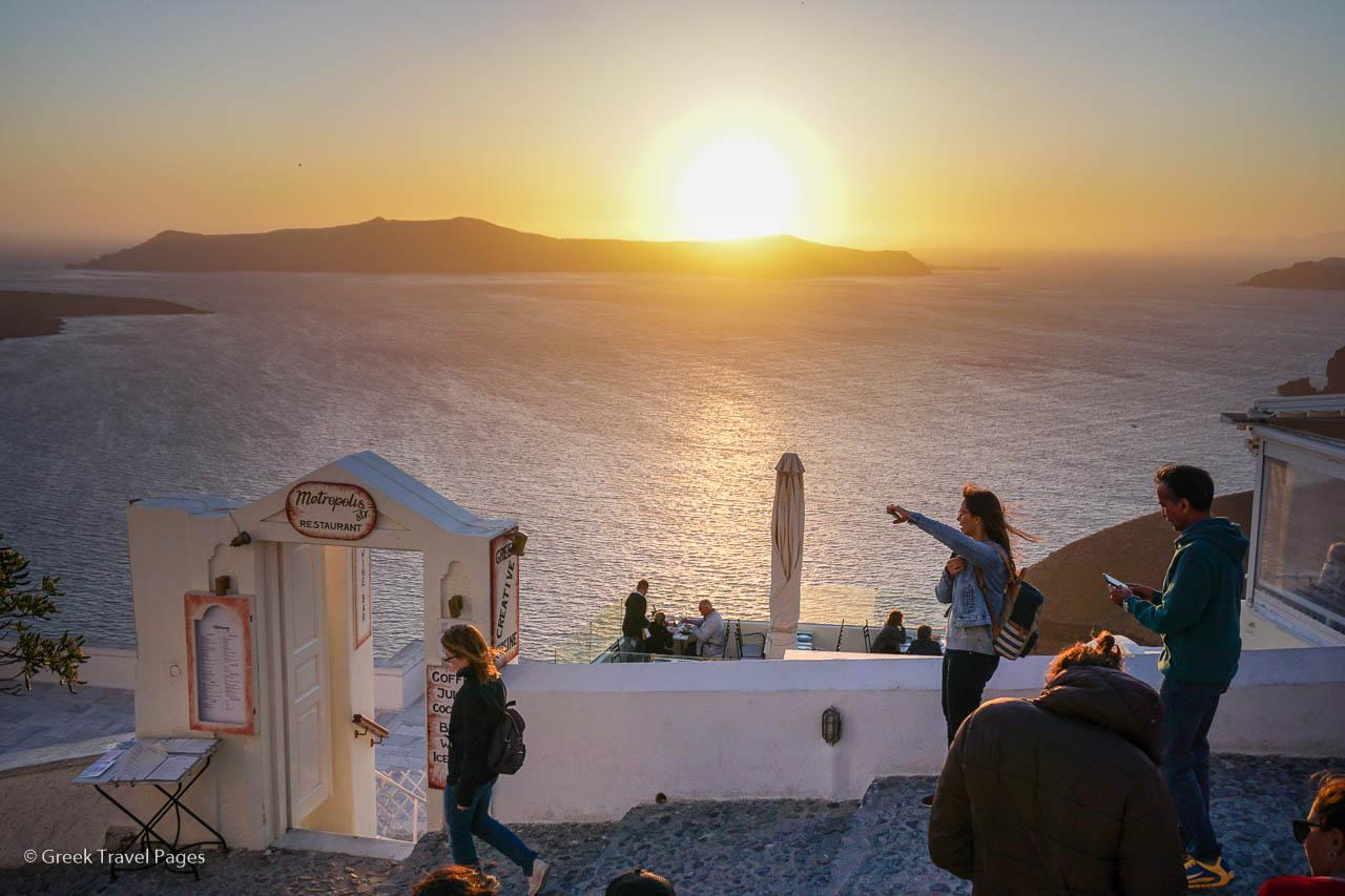 Santorini, Greece. Photo: GTP