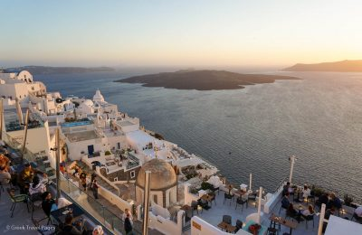 Santorini, Greece. Photo: GTP