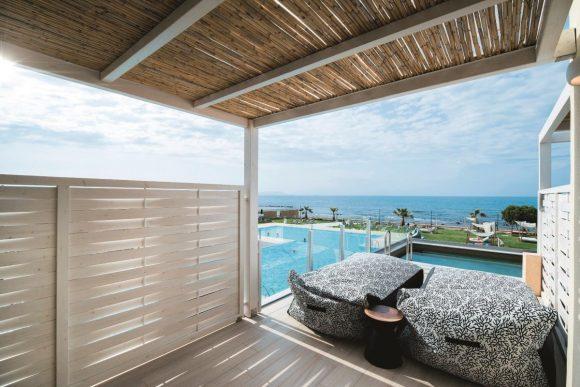 TUI Sensimar Insula Alba Resort & Spa on the island of Crete.