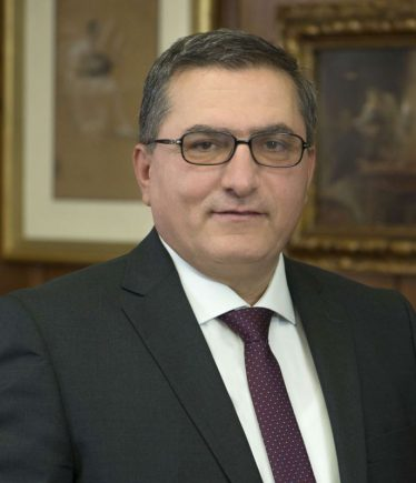 Bank of Greece Deputy Governor Theodore Mitrakos.