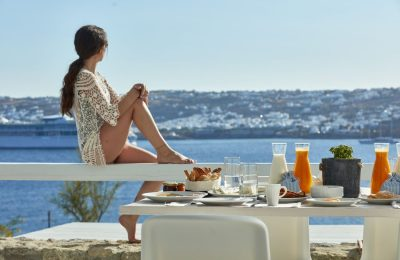 Mykonos No5 hotel. Photo source: Worldhotels