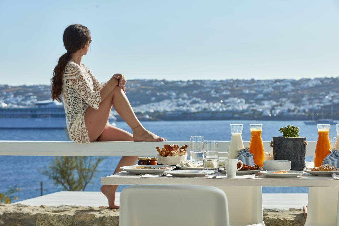 Mykonos No5 hotel. Photo source: Worldhotels
