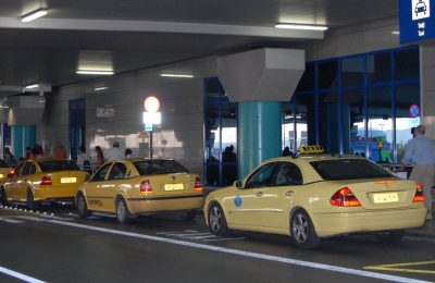 Photo Source: Panhellenic Taxi Federation (@taxipoeiata)