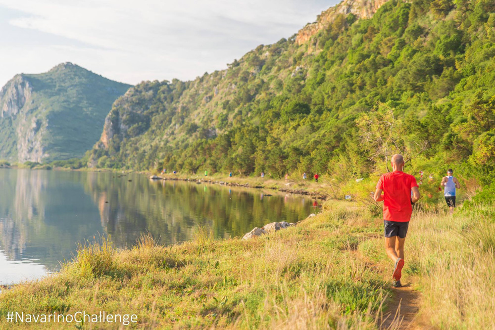 Run in the unique routes of Navarino Challenge (photos by Elias Lefas)