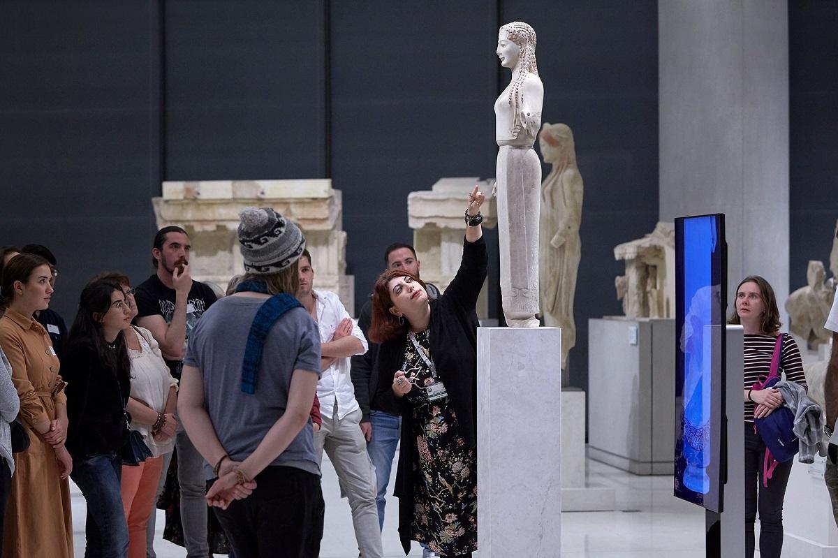 Photo Source: @Acropolis Museum