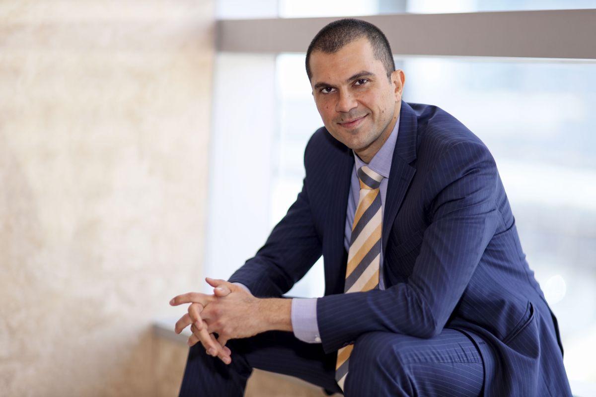 Cypriot Deputy Minister for Tourism Savvas Perdios.