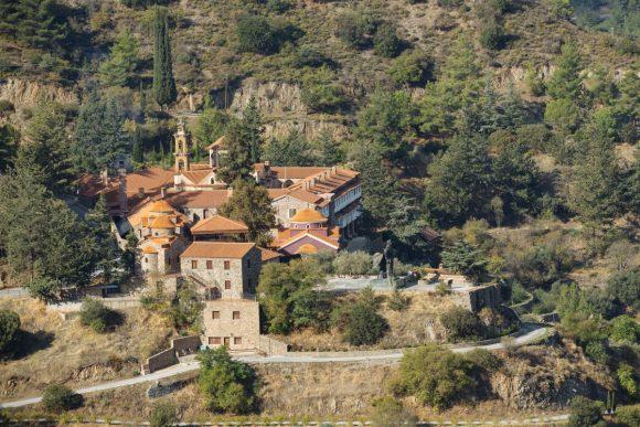 Machairas Monastery, Nicosia.
