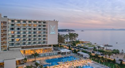 Photo Source: @Divani Apollon Palace & Thalasso