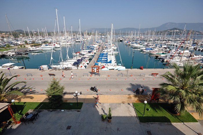 Gouvia Marina | Photo source: K&G Med Marinas.