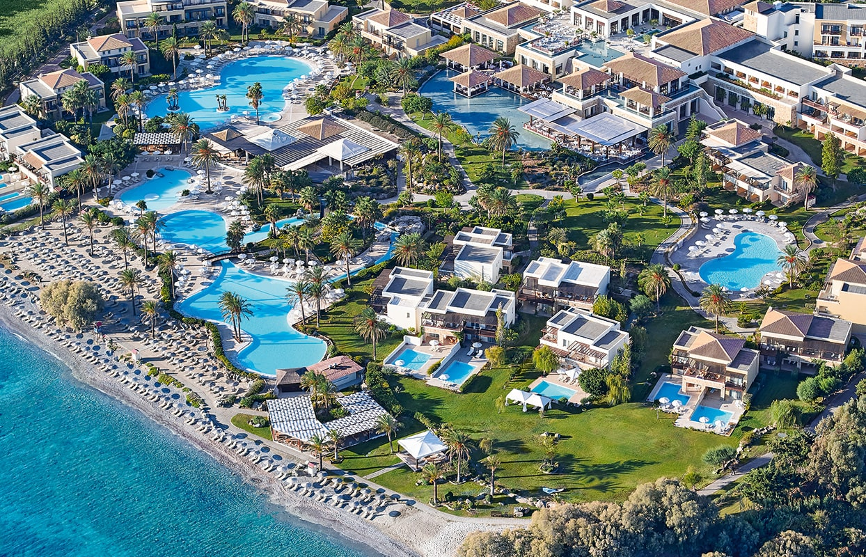 Warner Bros Films TV Show at Grecotel Kos Imperial Hotel - GTP Headlines