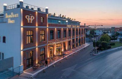 Photo Source: @Porto Palace Hotel Thessaloniki