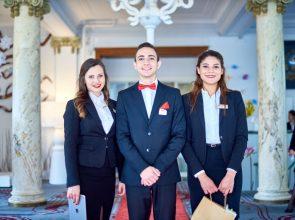 World of Hospitality event in SHMS leysin 2017