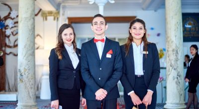 World of Hospitality event in SHMS leysin 2017