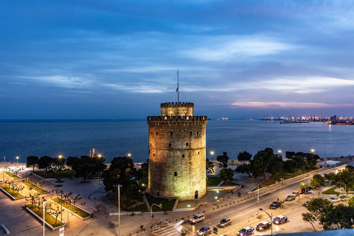 Thessaloniki, northern Greece. Photo Source: @Lufthansa