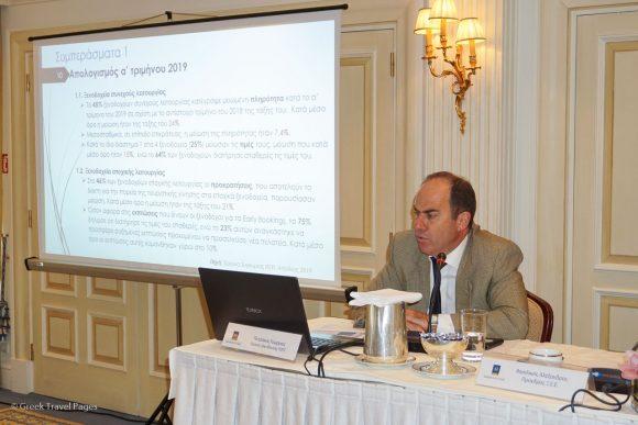 ITEP General Director Professor George Petrakos.