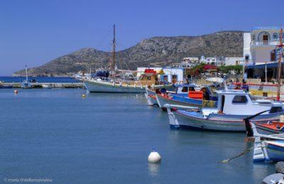 Lipsi, Dodecanese. Photo © Maria Theofanopoulou