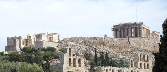 The Acropolis in Athens. Photo: GTP