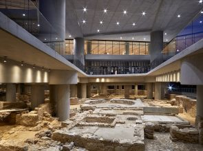 Acropolis Museum. Photo by Giorgos Vitsaropoulos