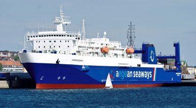 Photo Source: @Aegean Seaways Greece