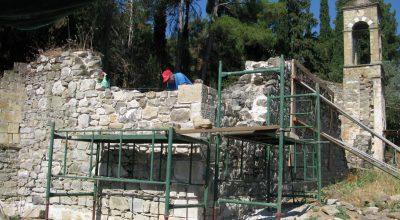 Αποκατάσταση και ανάδειξη μνημείου Ι.Ν. Αγίου Νικολάου και διαμόρφωση περιβάλλοντος χώρου στη Δ.Κ. Σπερχειάδας Δήμου Μακρακώμης
