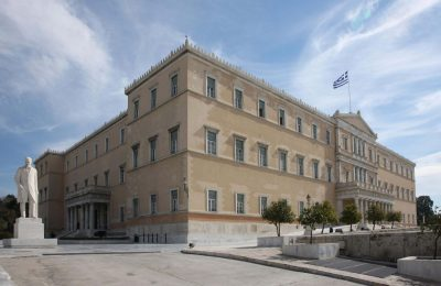 Photo source: Hellenic Parliament