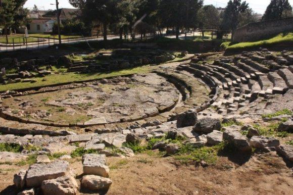 Αναβάθμιση Αρχαιολογικού Χώρου Ορχομενού Βοιωτίας και αποκατάσταση αρχαίου Θεάτρου στο πλαίσιο δημιουργίας του Αρχαιολογικού Πάρκου Ορχομενού 2