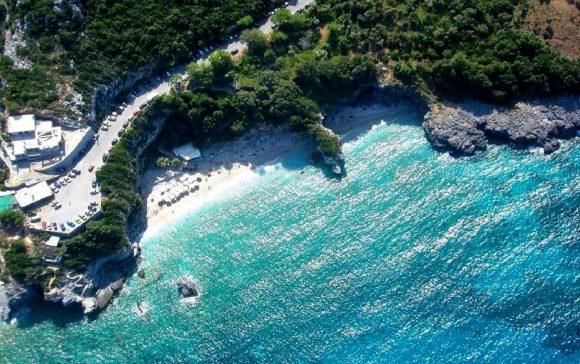 Mylopotamos Beach.