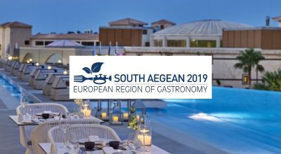 South Aegean 2019 european Region of Gastronomy