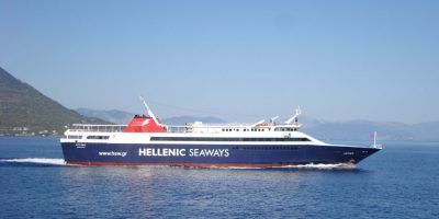 Photo source: Hellenic Seaways