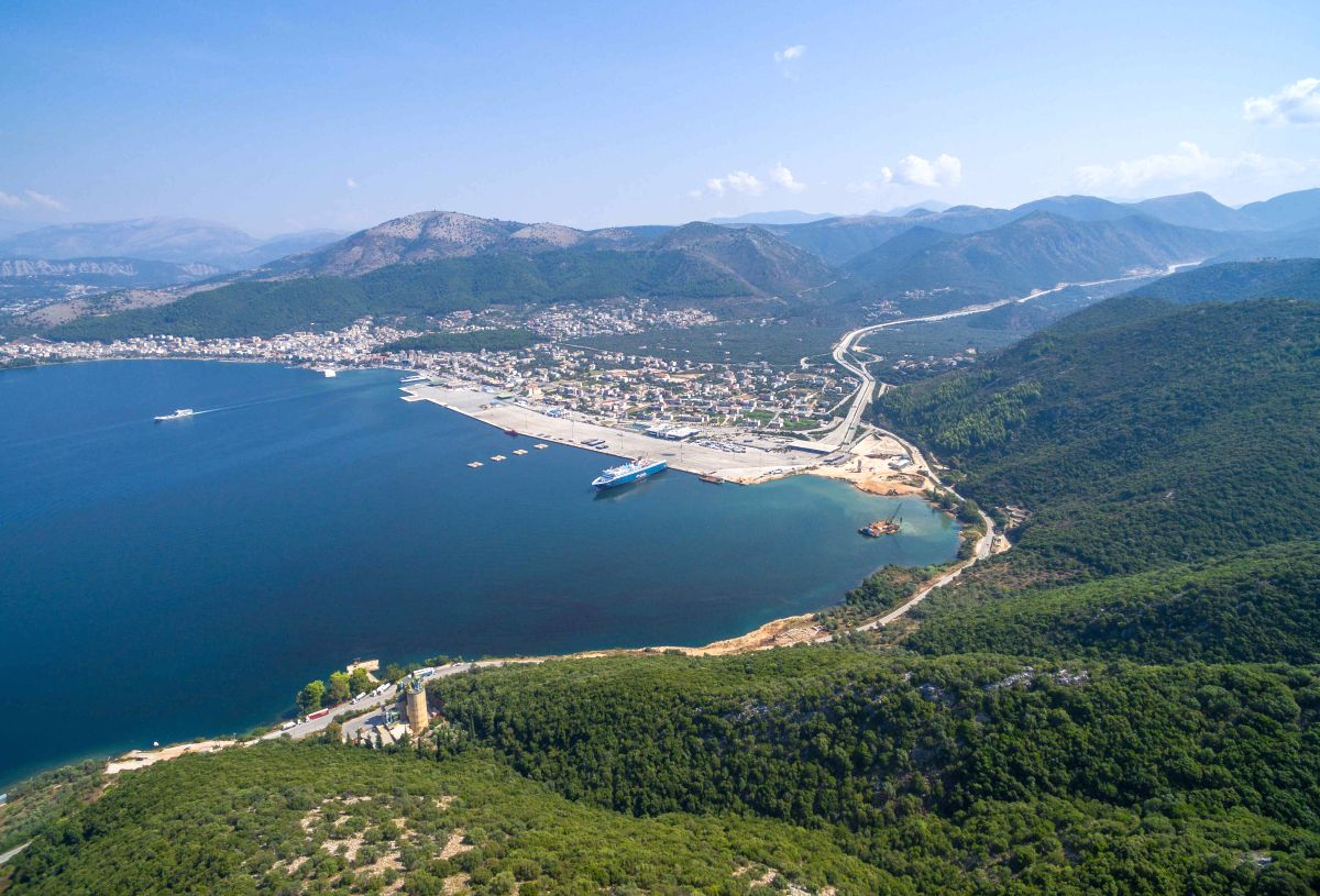Photo source: Igoumenitsa Port Authority (olig.gr)