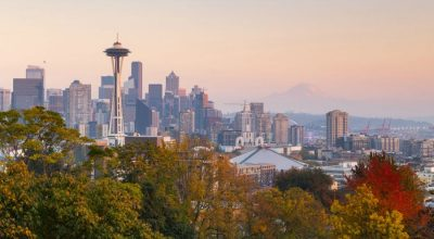 Seattle. Photo source: Lufthansa Group