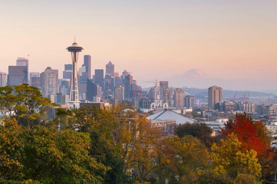 Seattle. Photo source: Lufthansa Group