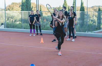 Tennis cross training