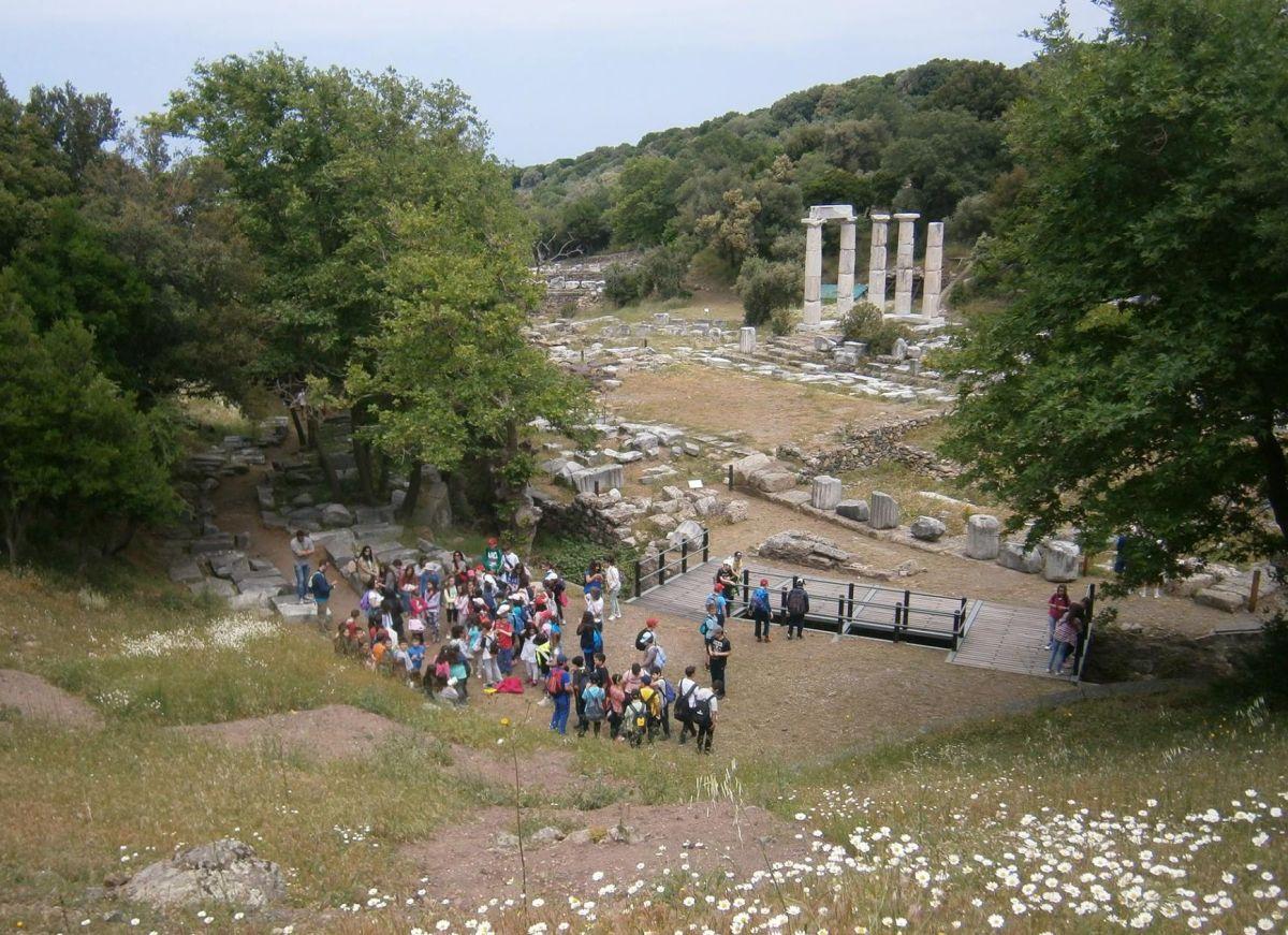 Photo source: Municipality of Samothrace