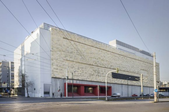 National Museum of Contemporary Art. Photo source: EMST