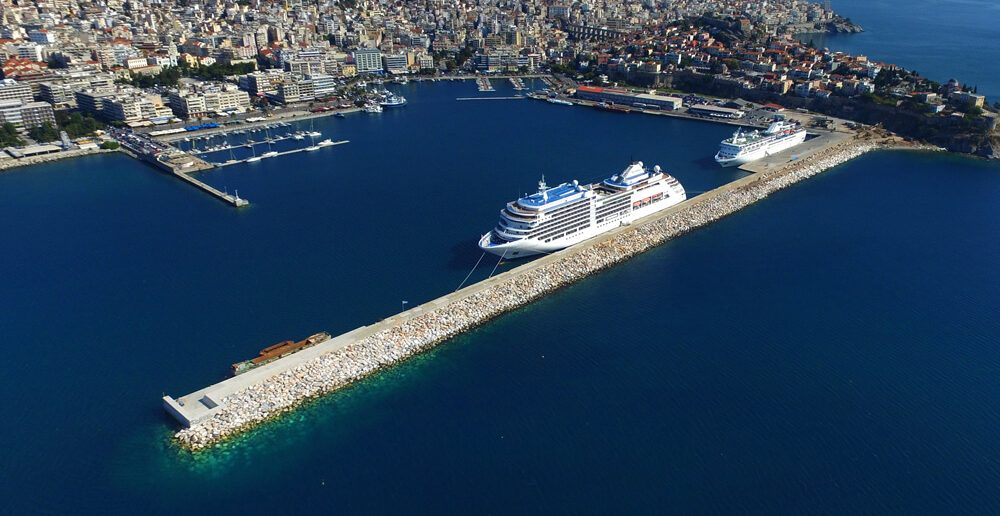 Photo source: Kavala Port Authority (portkavala.gr)