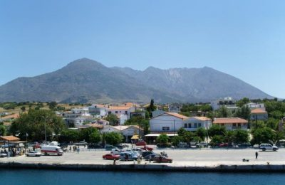 Port of Samothrace