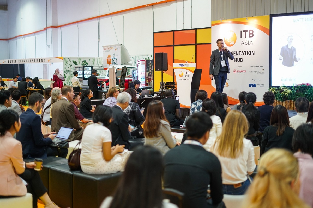 ITB Asia 2019 Conference to Welcome Travel Industry Leaders