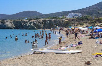Antiparos Soros beach