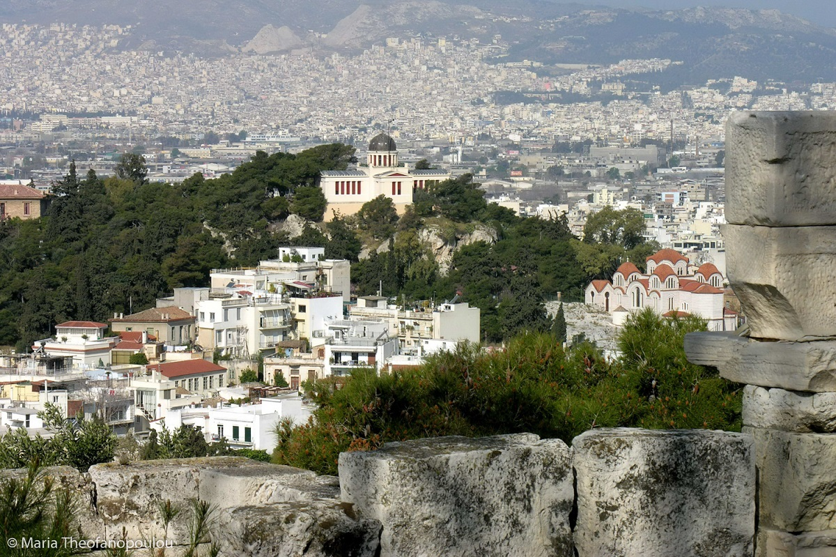 Athens. Greece Photo © Maria Theofanopoulou