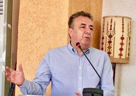 Crete Regional Governor Stavros Arnaoutakis.