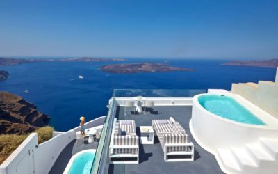 Dreams Luxury Suites Santorini Hotel