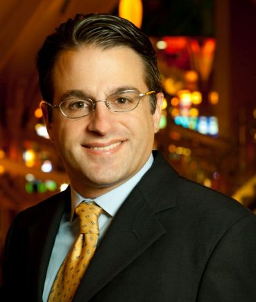 Mohegan Gaming CEO Mario Kontomerkos.