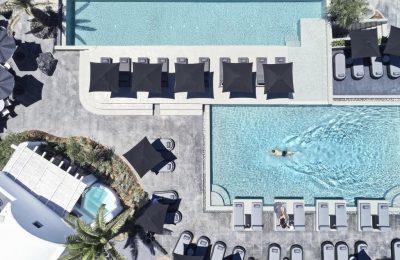 OMMA Santorini Hotel pool
