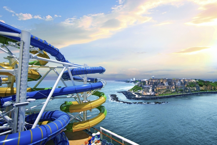 "Royal Caribbean's ""Freedom of the Seas"