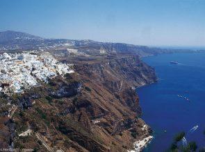 Fira, Santorini island. Photo source: Visit Greece/Y.Skoulas