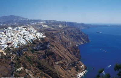 Fira, Santorini island. Photo source: Visit Greece/Y.Skoulas