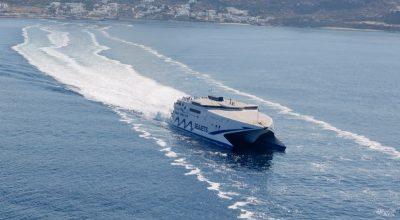 Seajets ferry speed boat