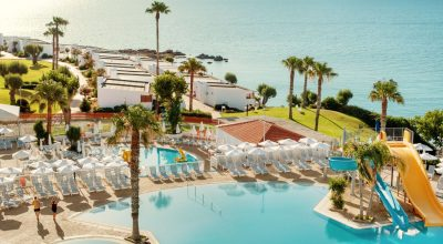 Sunwing Kallithea Beach Hotel, Rhodes.